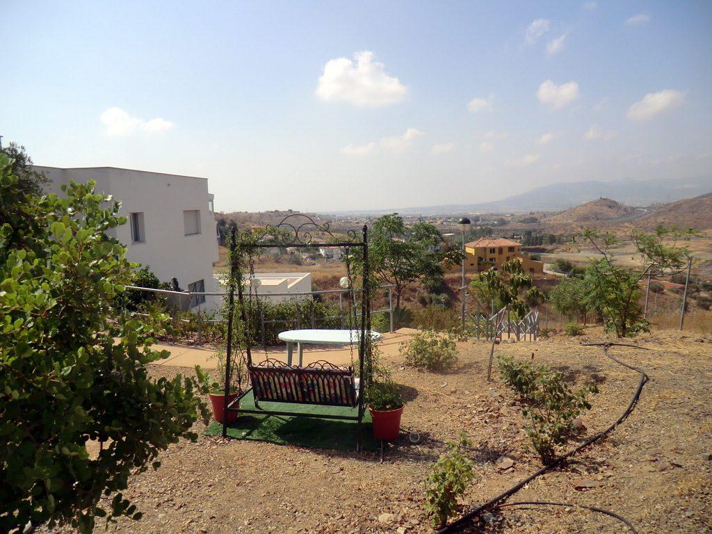 huerto residencial