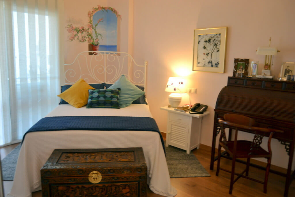 Residencial puerto de la luz, dormitorio