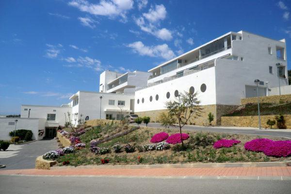 Residencial Puerto de la Luz - Cooperativa cohousing Malaga