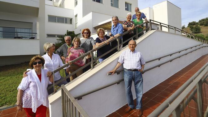Residencial Puerto de la Luz en los medios.